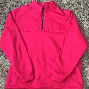 NWOT Adidas insulated golf pull-over